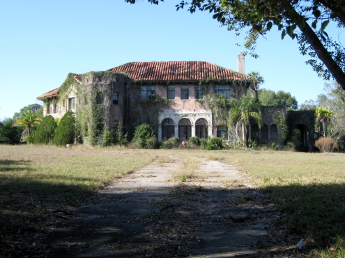 The Howey Mansion today
