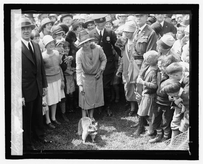 Easter Egg Roll 1927