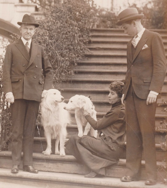 The Coolidge Family, 1928
