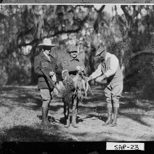 5915062125_6566af560d_o Coolidge hunting in GA 1928