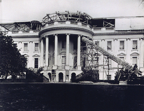 On Renovating The White House The Importance Of The Obvious
