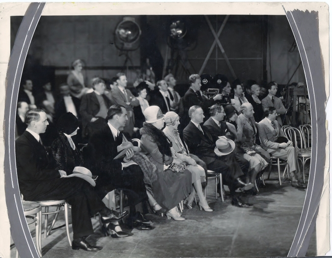 The Coolidges at MGM Studios, 1930