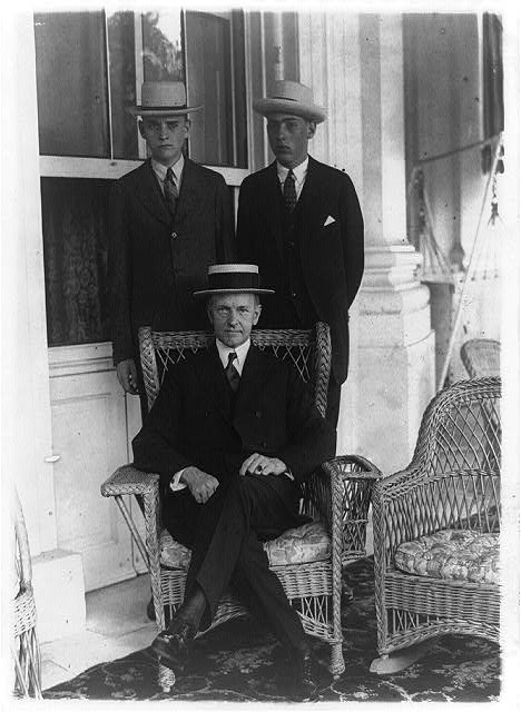 The Coolidge Men