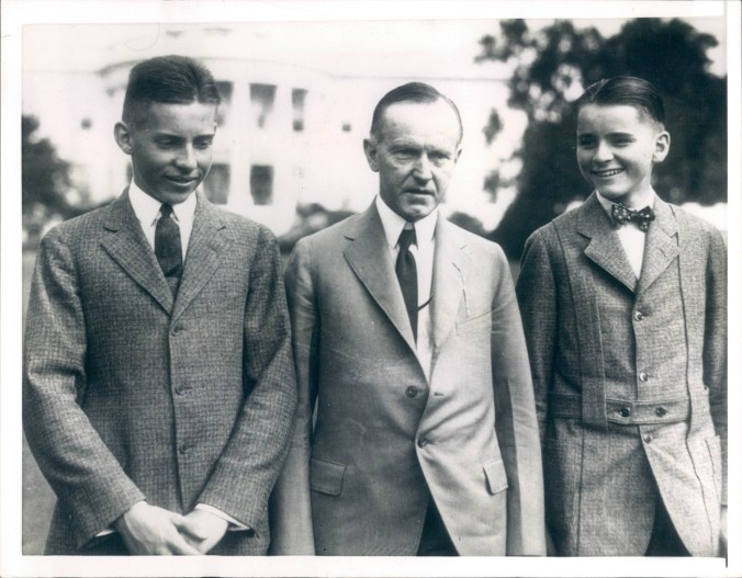 The Coolidge Boys