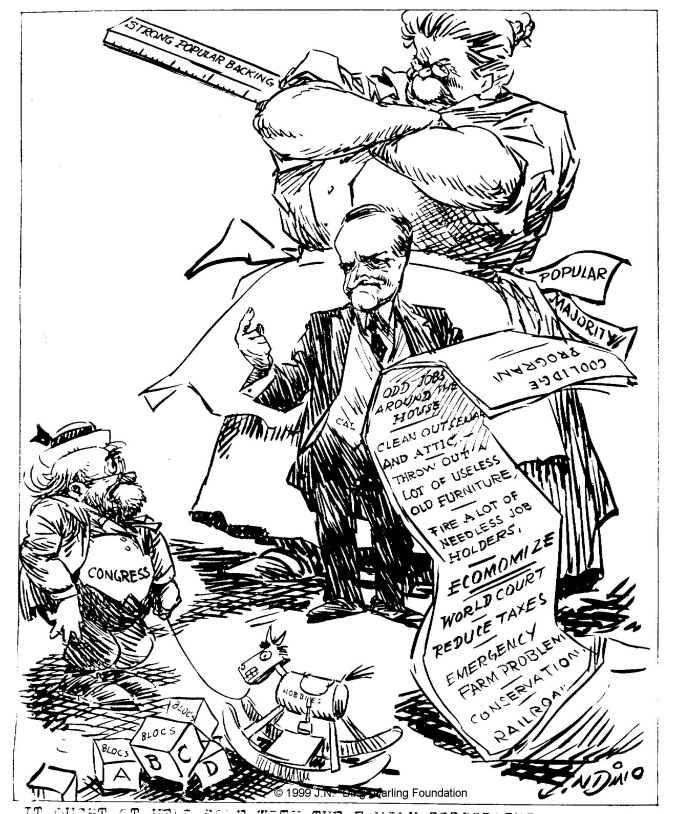 "By ""Ding"" Darling November 14, 1924"