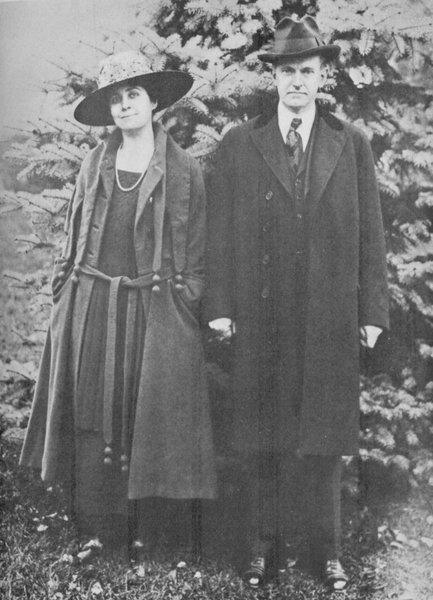 Coolidge-and-Wife
