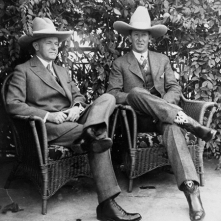 coolidge ten gallon hat