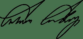Coolidge Signature