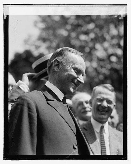 Coolidge+smile