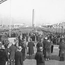 Liberty Memorial 1926 dedication