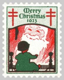1923 TB Christmas Seals