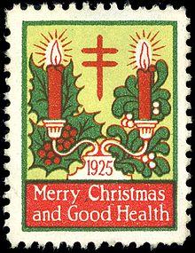 1925 TB Christmas Seals