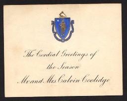 calvin-coolidge-christmas-card