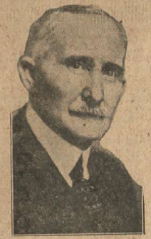 Newly elected President of the American Farm Bureau Federation, Sam H. Thompson, who would move to push McNary-Haugen all the way to President Coolidge's desk in 1927.