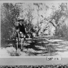 Sapelo_Island_19271928_President_Calvin_Coolidge_hunting