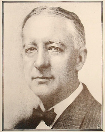 1928 Presidential candidate and Governor of New York, Al Smith