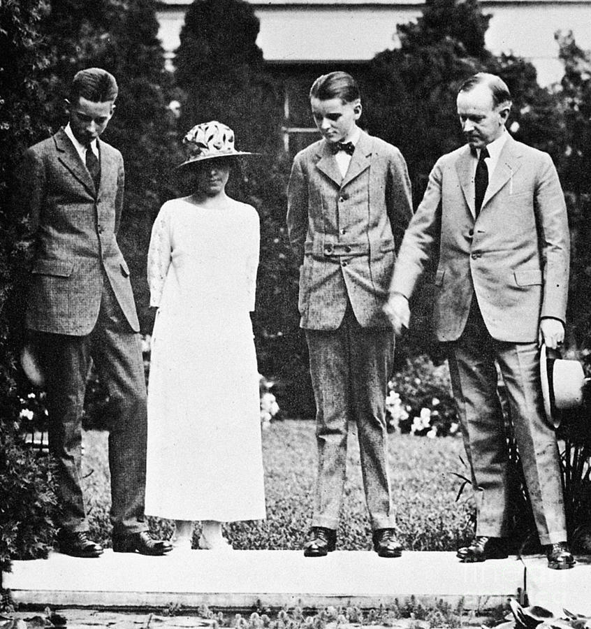 calvin-coolidge--family-granger