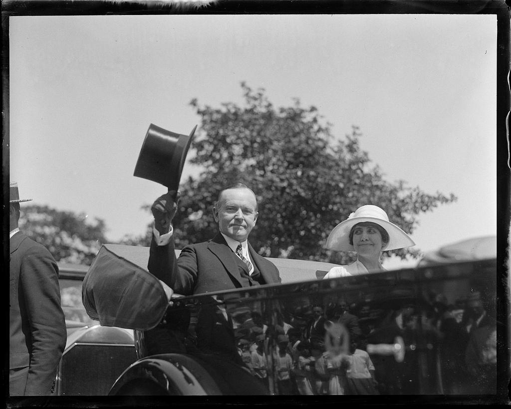 Coolidges in Cambridge