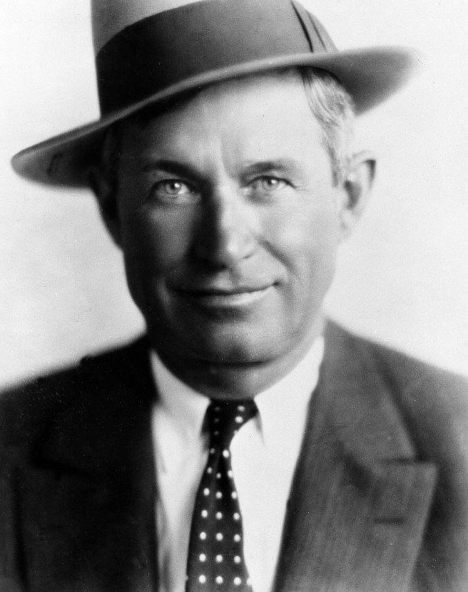 Comedian Will Rogers