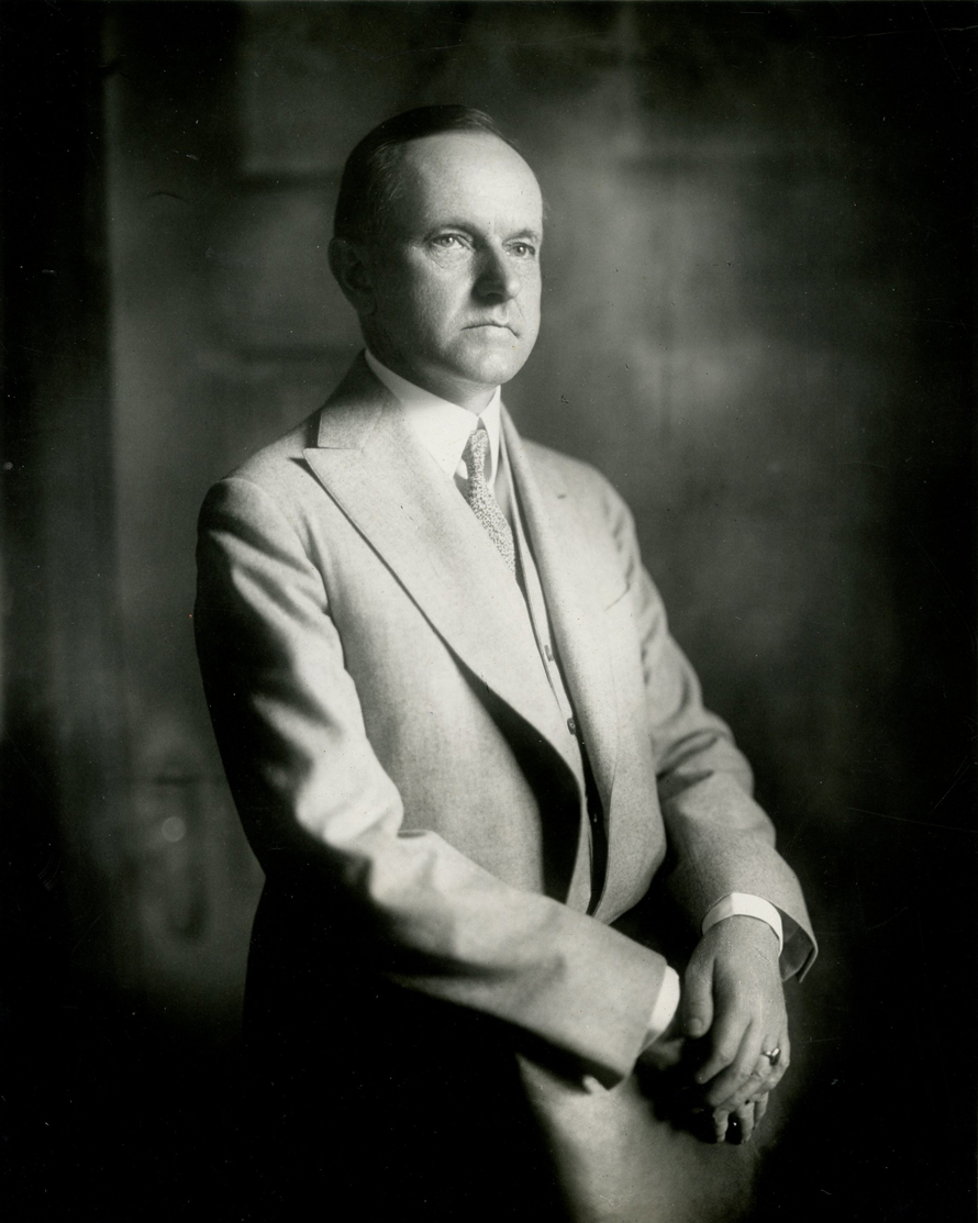 President-Calvin-Coolidge
