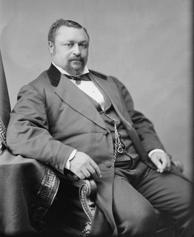 Blanche Bruce, U. S. Senator, Mississippi (1875-1881)