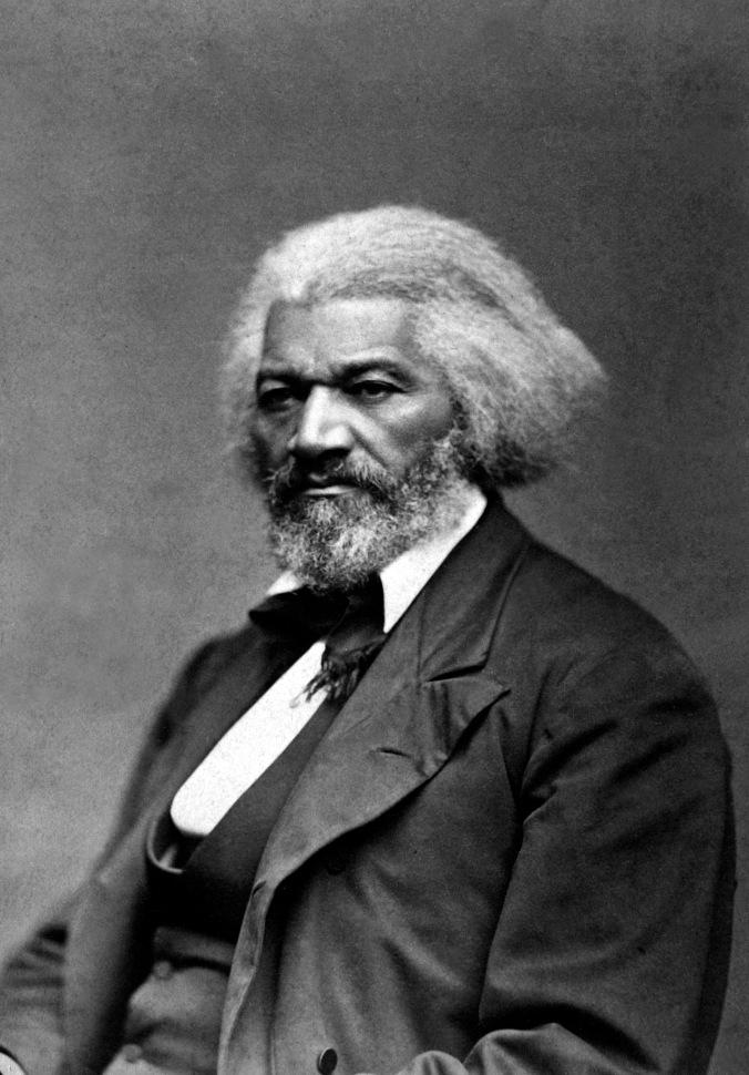 Frederick Douglass, 1879
