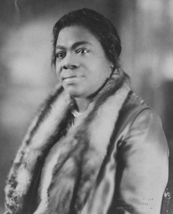 Mary McLeod Bethune in the 1920s
