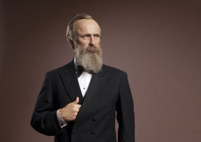 Rutherford B. Hayes, 19th President from 1877-1881