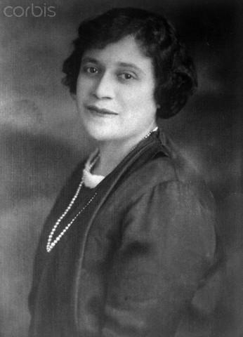 Violette N. Anderson, 1926