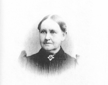 "The President's paternal grandmother, Sarah Almeda Brewer Coolidge, known as ""Aunt Mede,"" also left a deep impression on Calvin's life. The wife of Calvin Galusha Coolidge, she lived to see her grandson meet and marry Grace. Of ""Aunt Mede"" he recalled, ""She was a constant reader of the Bible and a devoted member of the church, who daily sought for divine guidance in prayer. I stayed with her at the farm much of the time and she had much to do with shaping the thought of my early years. She had a benign influence over all who came in contact with her. The Puritan severity of her convictions was tempered by the sweetness of a womanly charity. There were none whom she ever knew that had not in some way benefited by her kindness."""