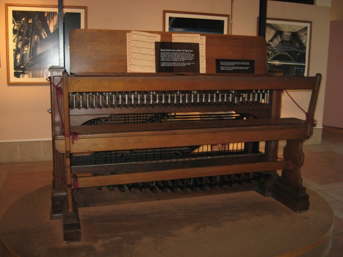 The carillon played by Anton Brees at the Dedication by President Coolidge