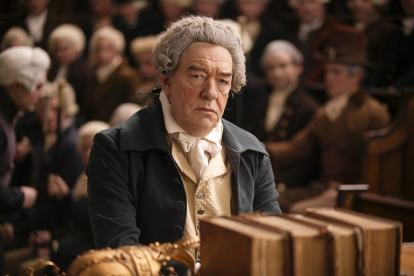 Michael Gambon as Lord Fox