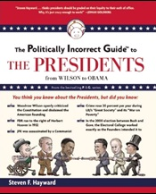 Politically Incorrect Guide to the Presidents Cover