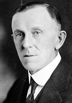 South Dakota Governor William J. Bulow, the President's chagrined guest on the first night they served those trout Coolidge caught.