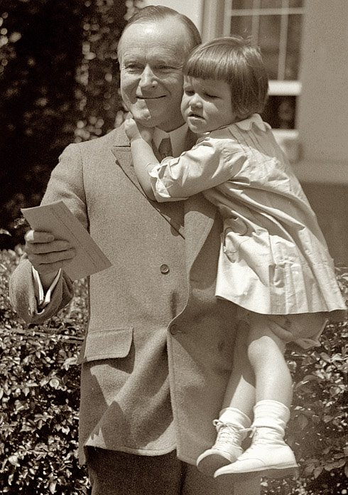 Hugs from a Little American, 1927