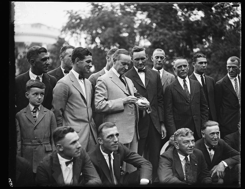 44441v CC Senators Team 1924