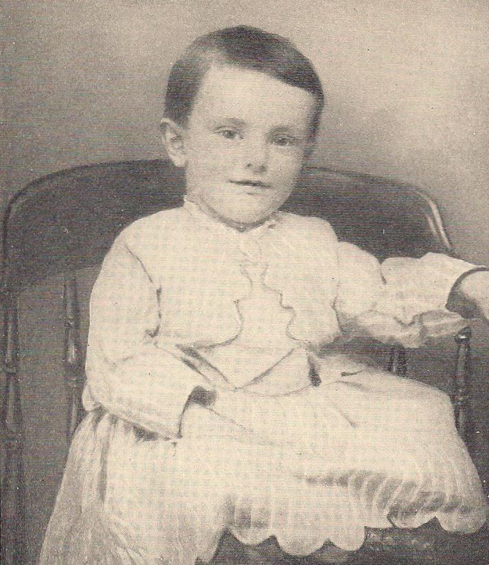 Calvin at age 3, 1875-76