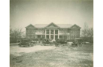 John A. Andrew Hospital, the well-known Tuskegee Veterans medical facility, directed by Dr. John A. Kenney, Jr. It would be none other than President Coolidge who defended the black leadership of that institution and helped ensure proper care was given to all those who came to it. Coolidge did not abide racial preferences on any front, but was especially involved in the controversy at Tuskegee over race and the progress of medicine there.