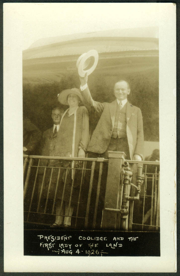 On the Road Again, August 4, 1926