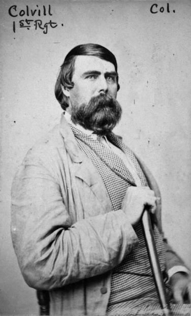 Colonel Colvill, 1863