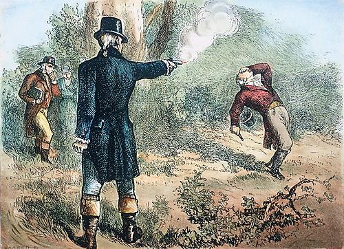 Alexander-Hamilton-vs-Aaron-Burr