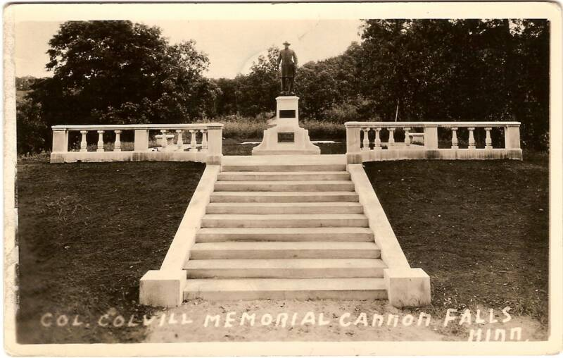 Colvill_Monument