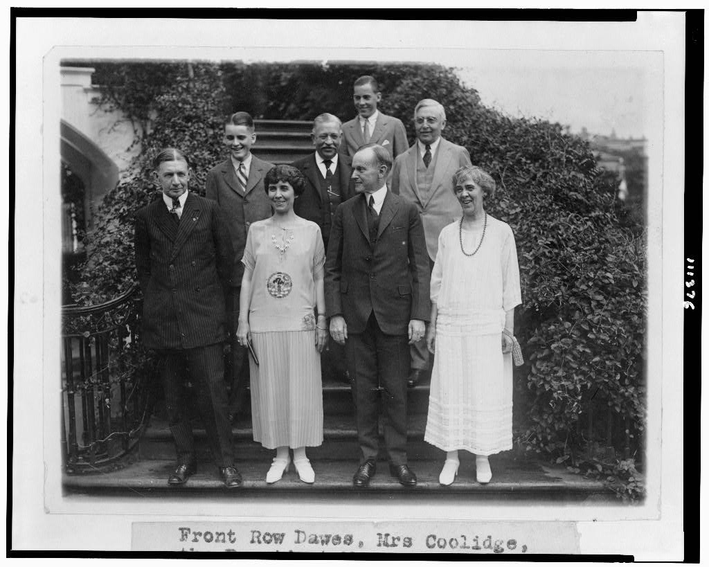 The Official Family, June 30, 1924