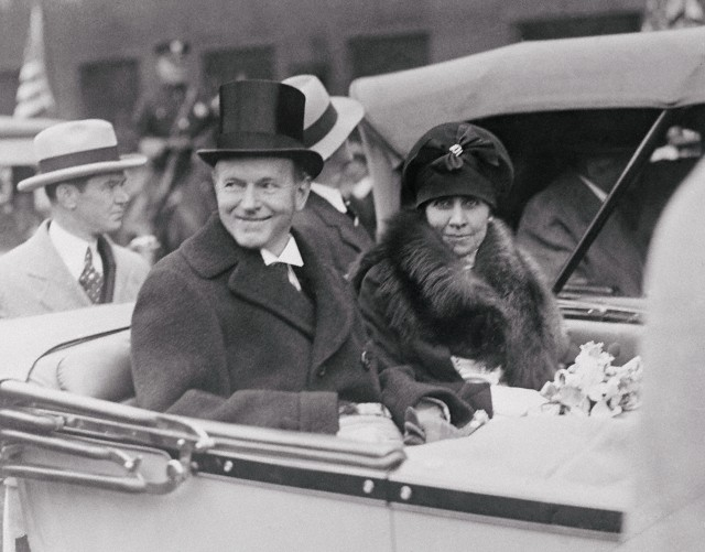 President and Mrs. Coolidge visit Pittsburgh to mark the occasion honor the late Andrew Carnegie and the Carnegie Institute. Their brief visit to Pittsburgh is recounted by one eyewitness here.