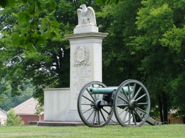 21. Tupelo National Battlefield, Mississippi, established February 21, 1929.
