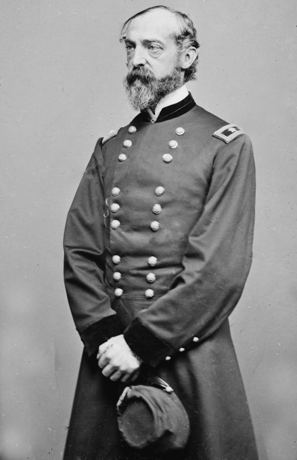 General George G. Meade by Matthew Brady