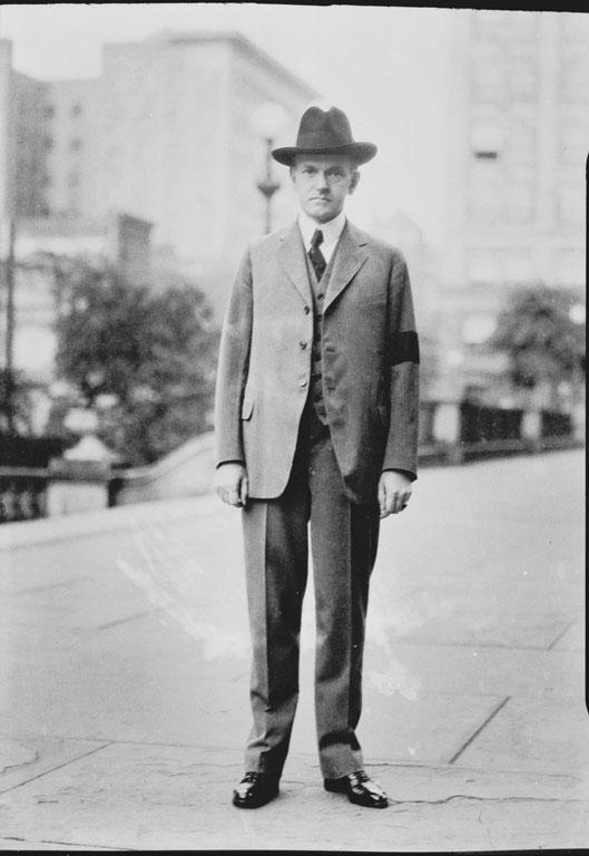 President Coolidge captured by photographer Addison Scurlock, 1924.