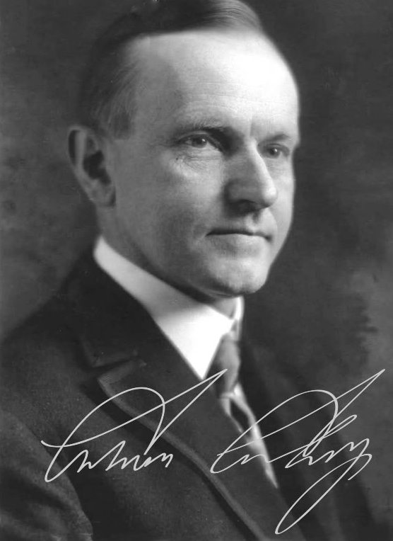 President Calvin Coolidge, the most underrated politician of all time