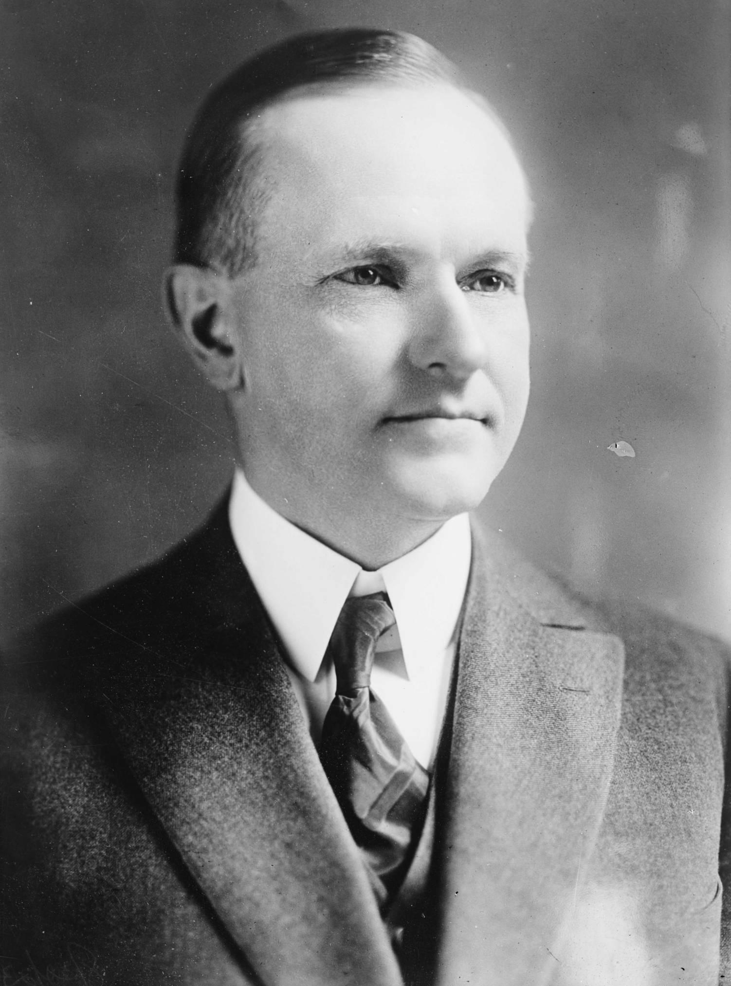 John_Calvin_Coolidge,_Bain_bw_photo_portrait