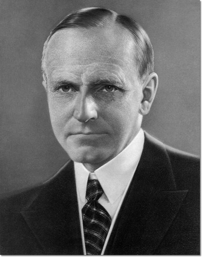 us-presidential-portrait-calvin-coolidge-30th-president-of-the-united-states-of-america